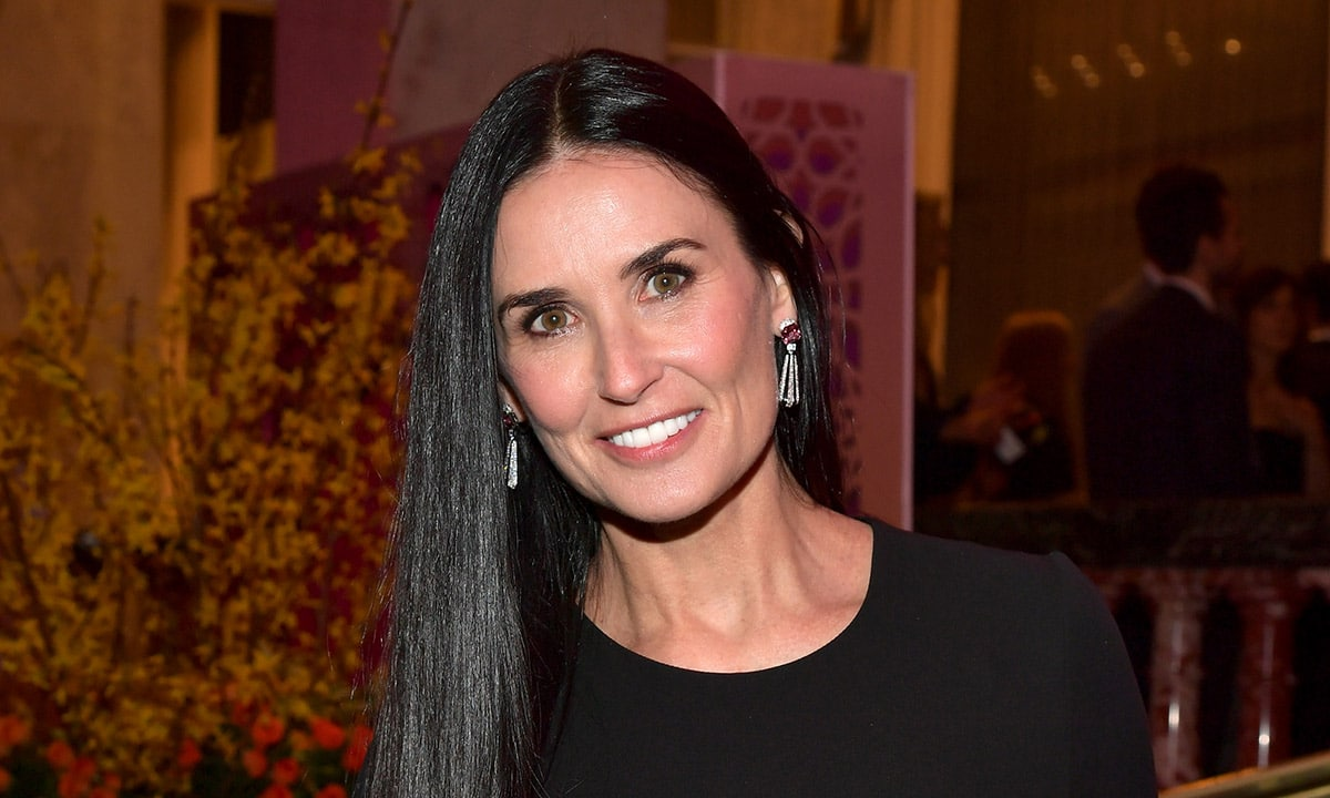 Demi Moore American Actress