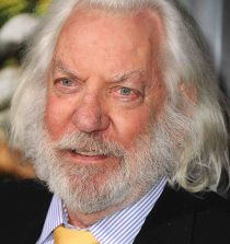 Donald Sutherland Actor