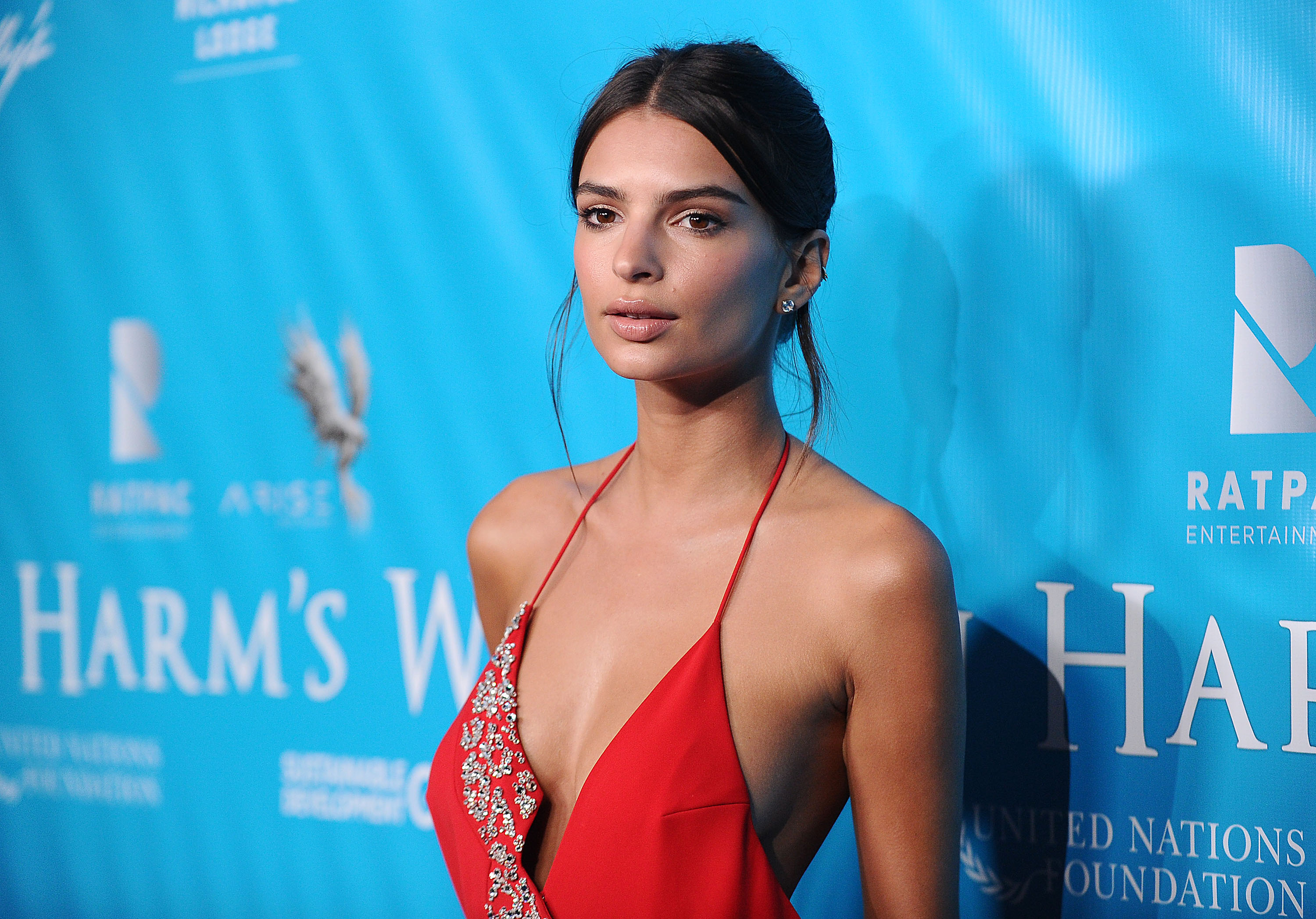 Emily Ratajkowski American, British Model, Actress