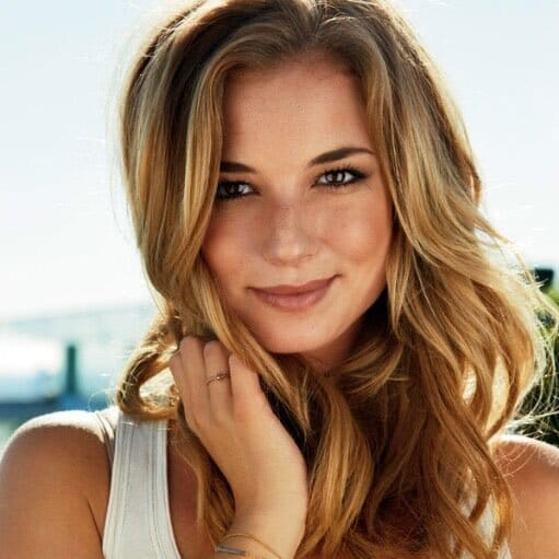Emily VanCamp Canadian Actress