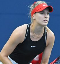 Eugenie Bouchard Professional Tennis Player