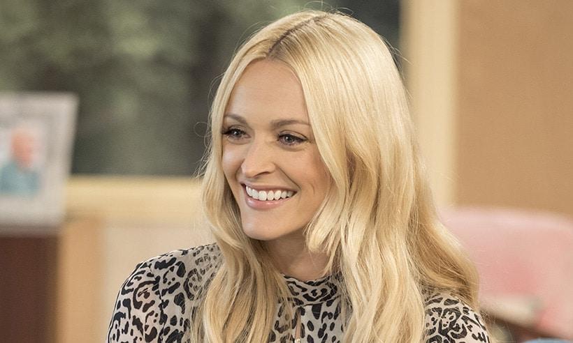 Fearne Cotton British-American Television, Radio Presenter