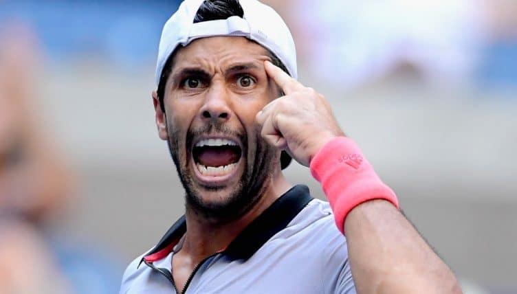 Fernando Verdasco Spanish Professional Tennis player