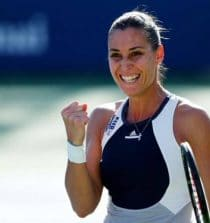 Flavia Pennetta Italian tennis player