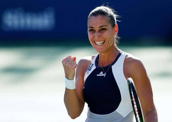 Flavia Pennetta Italian Italian tennis player
