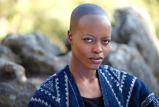 Florence Kasumba Ugandan, German Actress