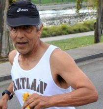 Frank Meza Retired Physician and Marathon Runner