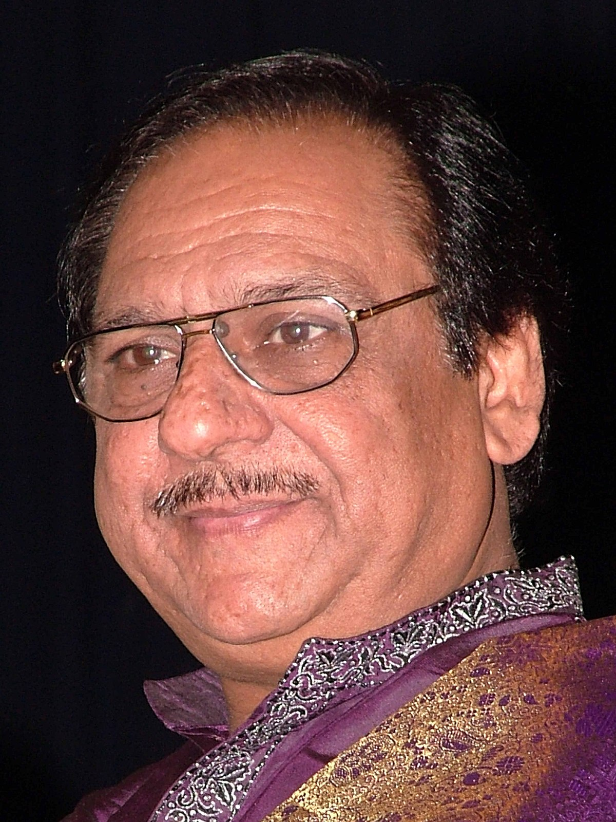 Ghulam Ali Khan Indian Singer