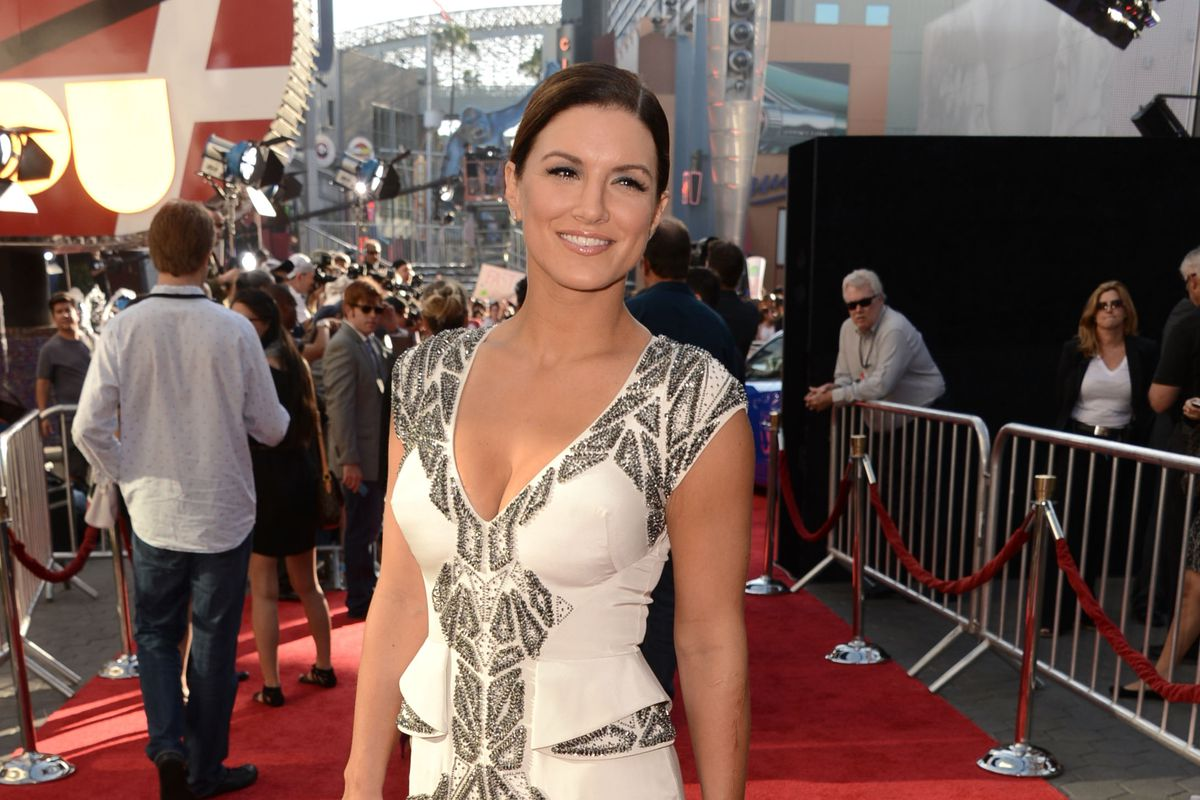Gina Carano United States Actress, TV Personality, Fitness Model, Martial Artist