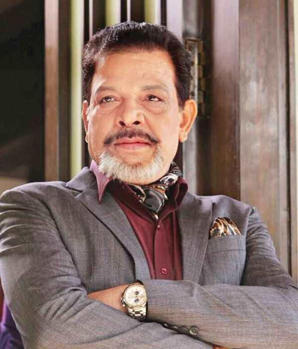 Govind Namdev Indian Actor
