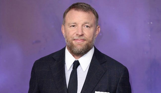 Guy Ritchie British Director, Producer, Screenwriter