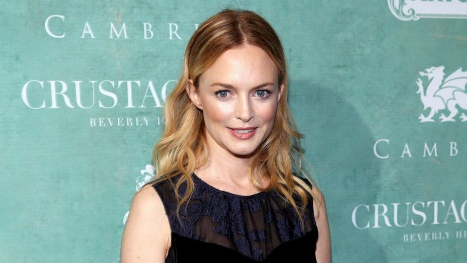 Heather Graham American Actress