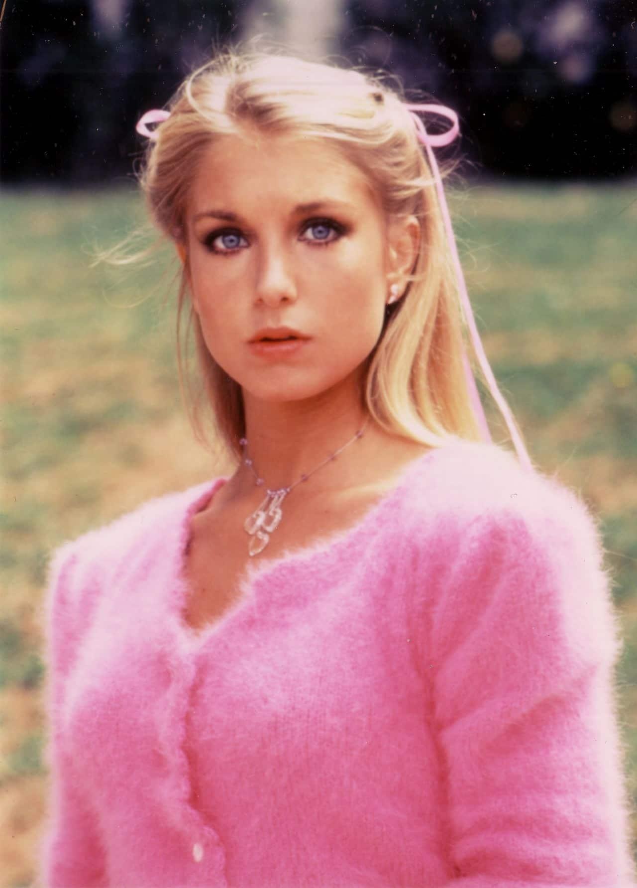 Heather Thomas American Actress