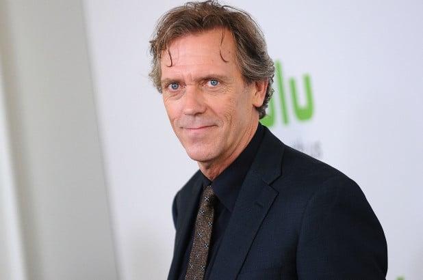Hugh Laurie British Actor