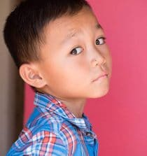Izaac Wang Child Actor