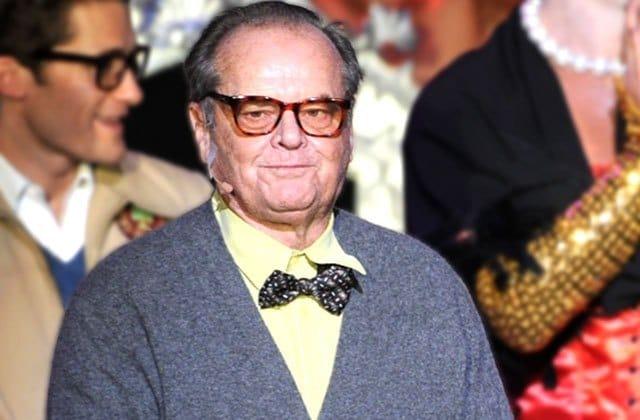 Jack Nicholson Dying Love Crtune pp