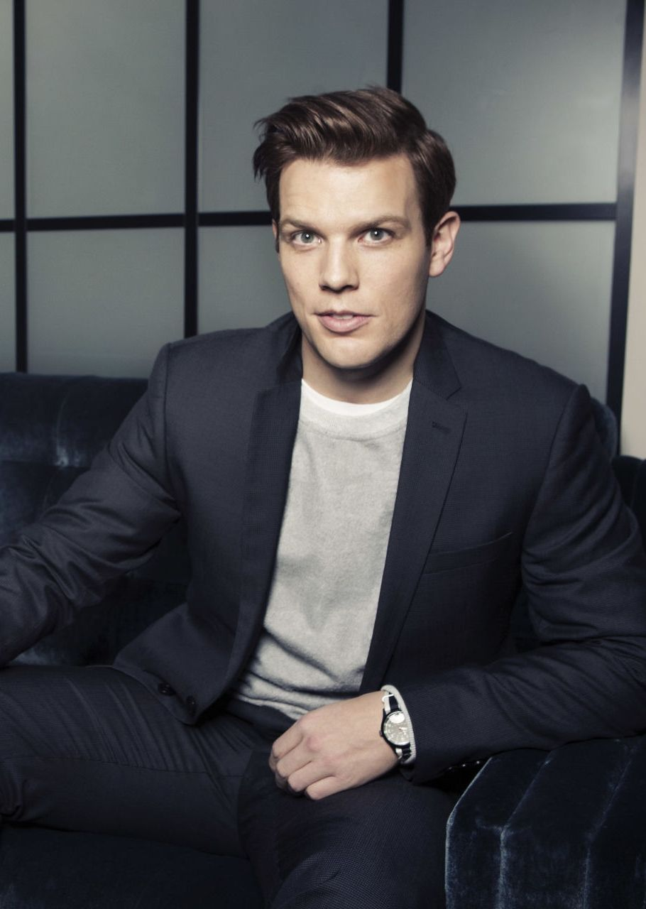 Jake Lacy American Actor