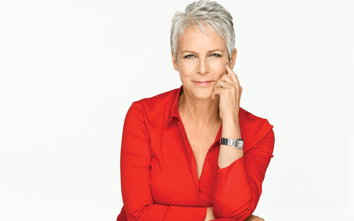 Jamie Lee Curtis American Actress, Author and Activist.