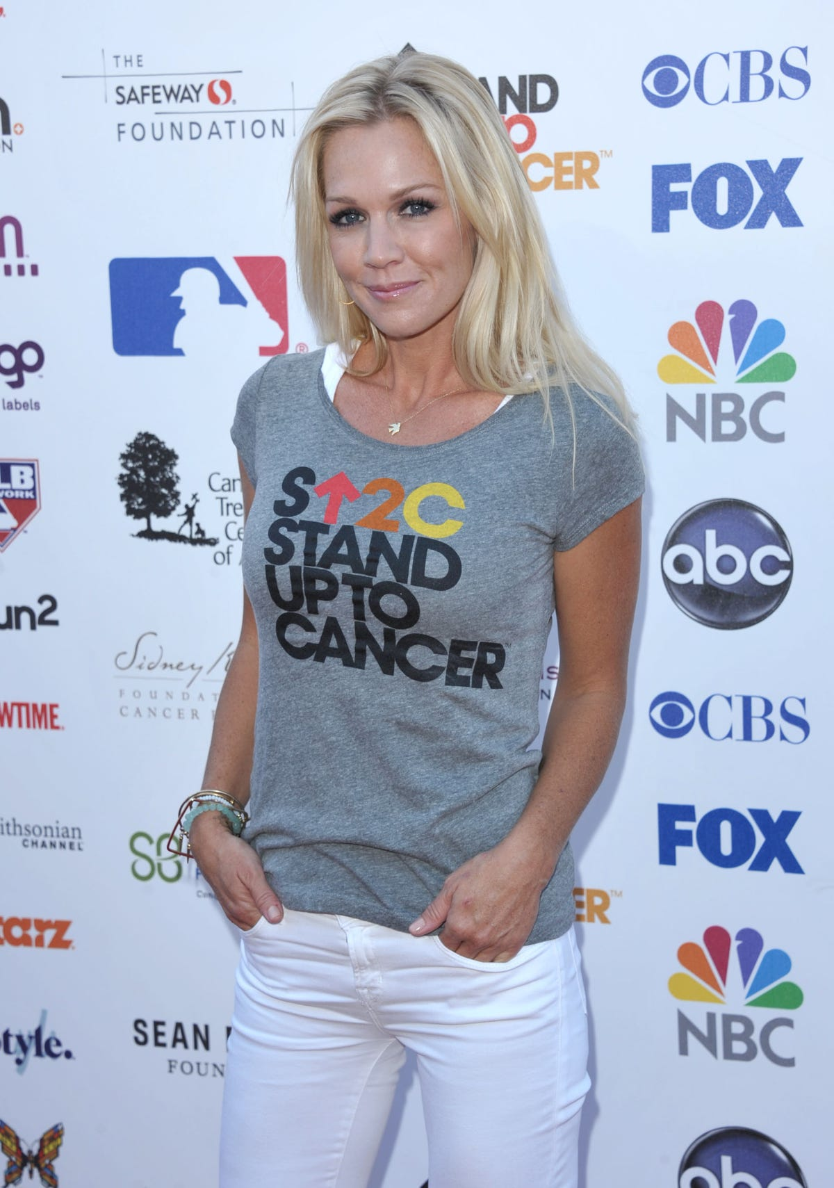 Jennie Garth American Actress