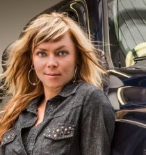 Jessi Combs TV Personality, Professional Racer, Metal Fabricator, Media Personality