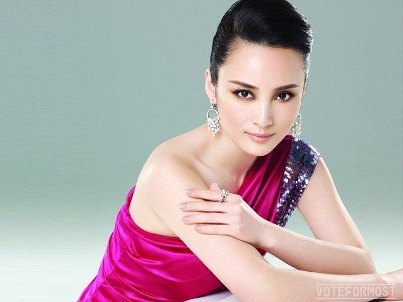 Qinqin Jiang Chinese  Actress