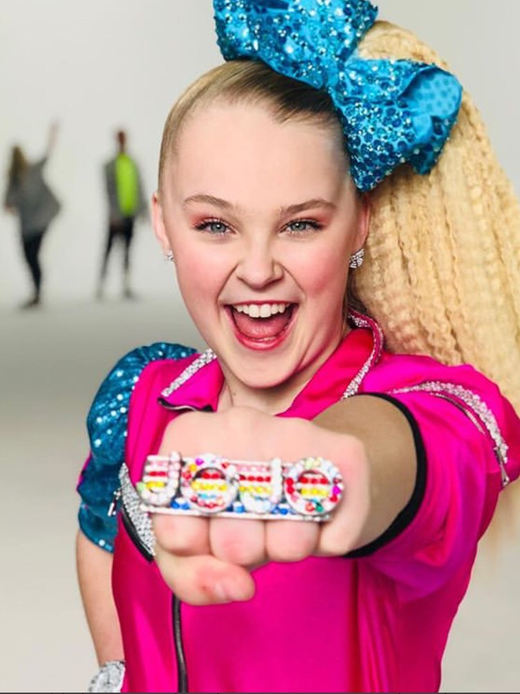 JoJo Siwa American Dancer, singer, actress, and YouTube personality