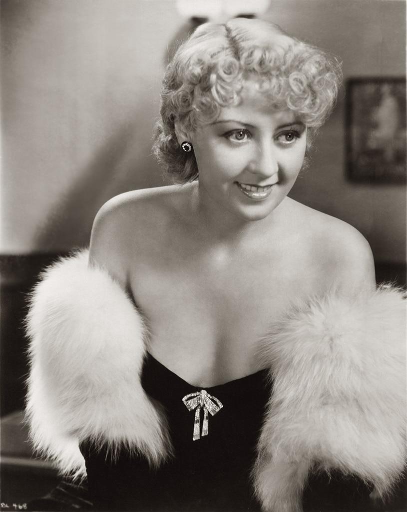 Joan Blondell American Actress