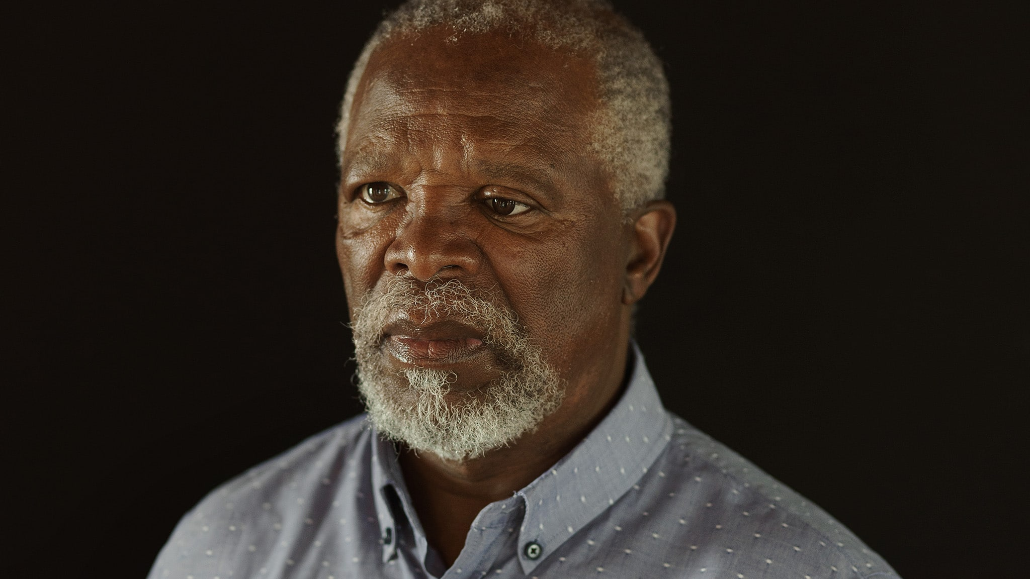 John Kani South African Actor, Director, Playwright
