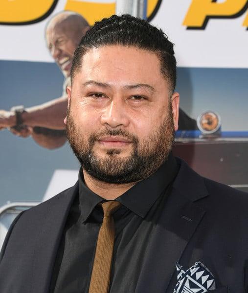 John Tui New Zealand Actor
