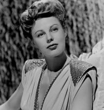 June Allyson Actress, Singer, Dancer