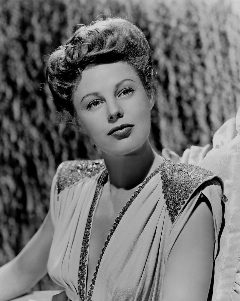 June Allyson American Actress, Singer, Dancer