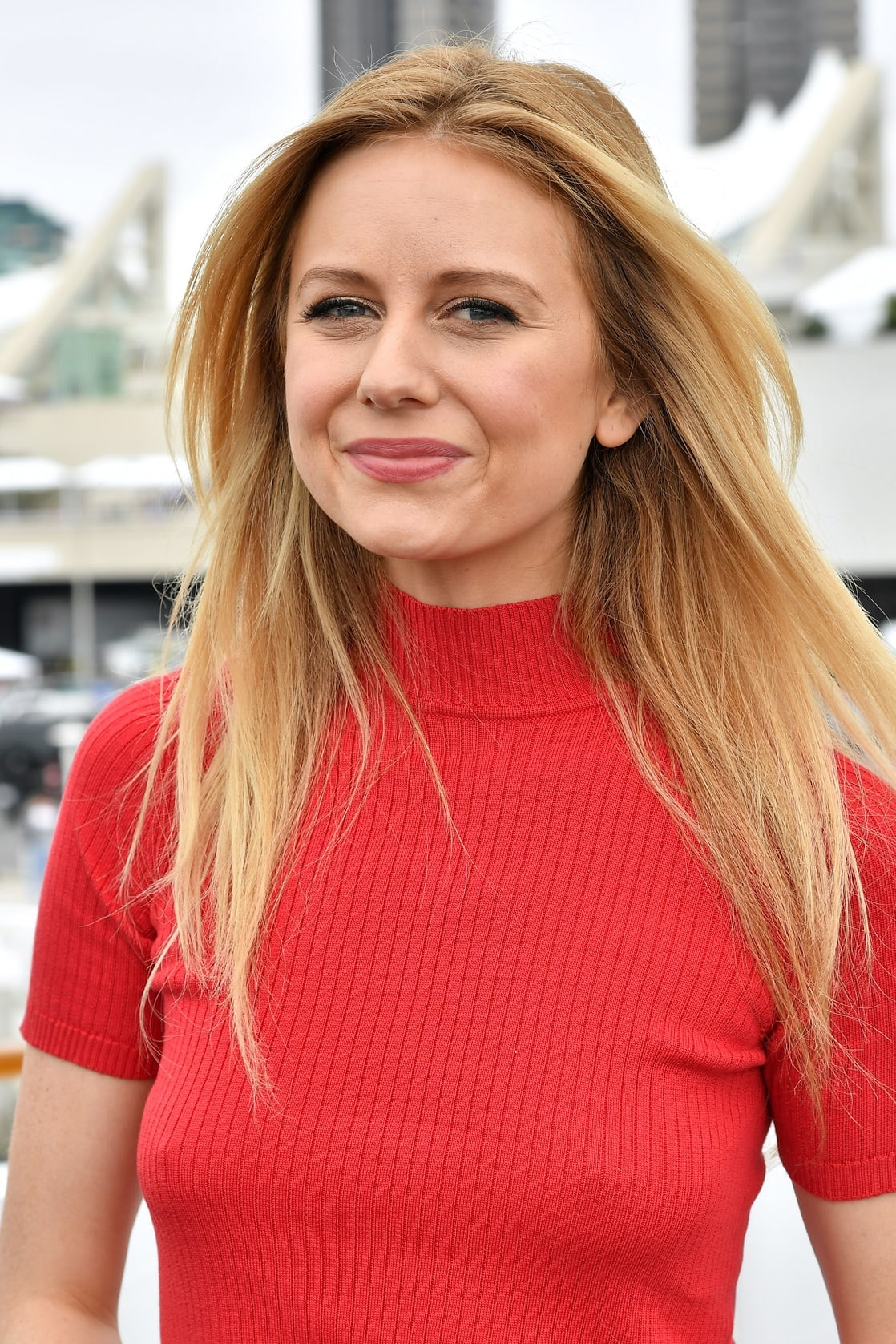 Justine Lupe American Actress
