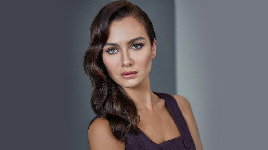 Birce Akalay Turkish Actress