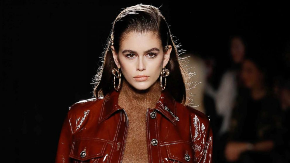 Kaia Gerber American Model