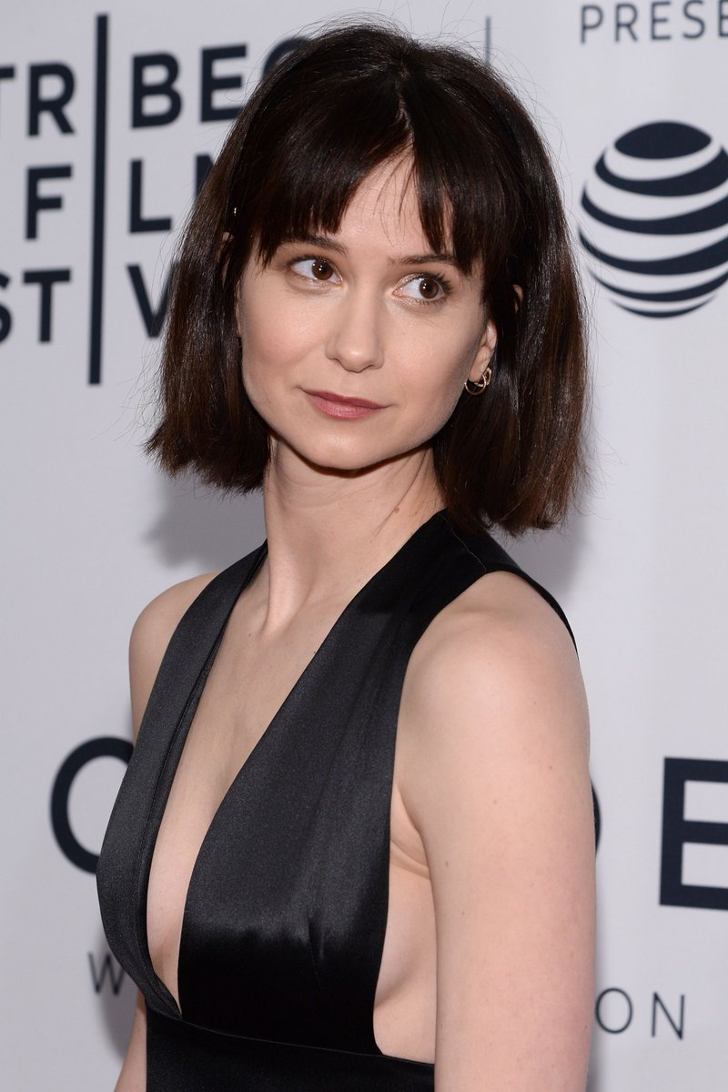 Katherine Waterston American, British Actress