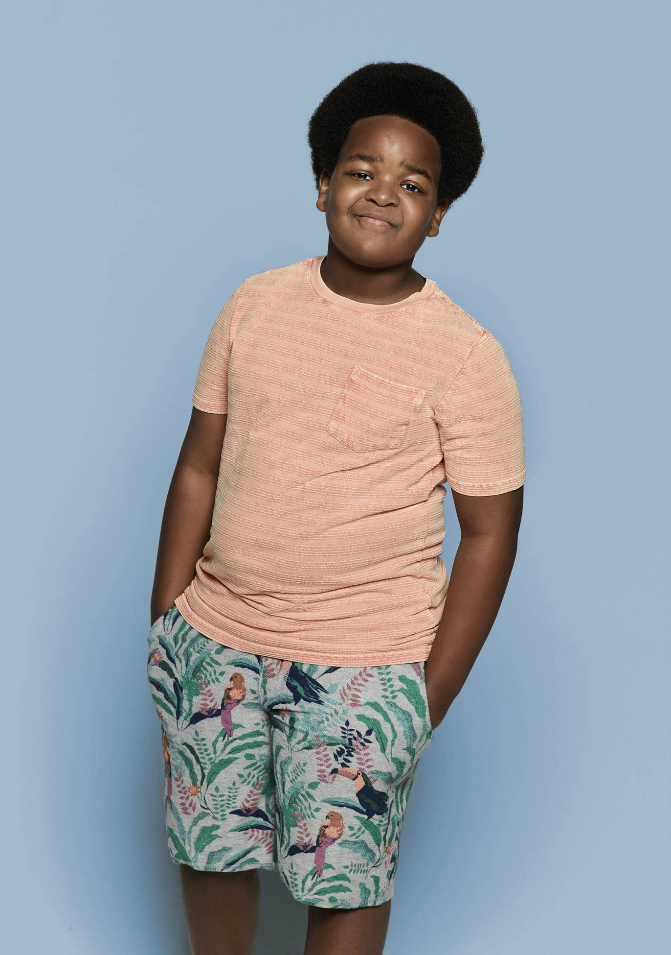 Keith L. Williams American Child Actor