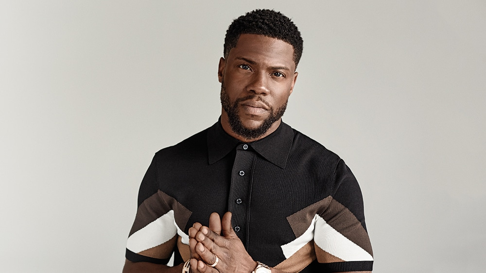Kevin Hart American Actor, Stand-Up Comedian, Producer