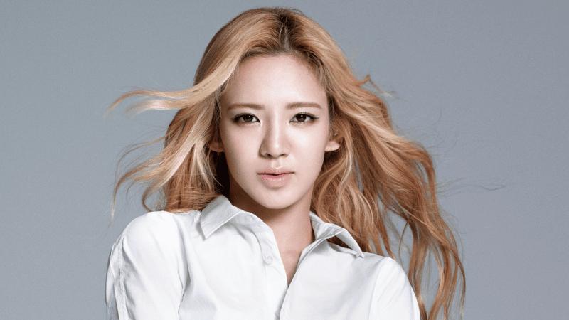 Hyoyeon South Korean Singer, DJ, Television Personality