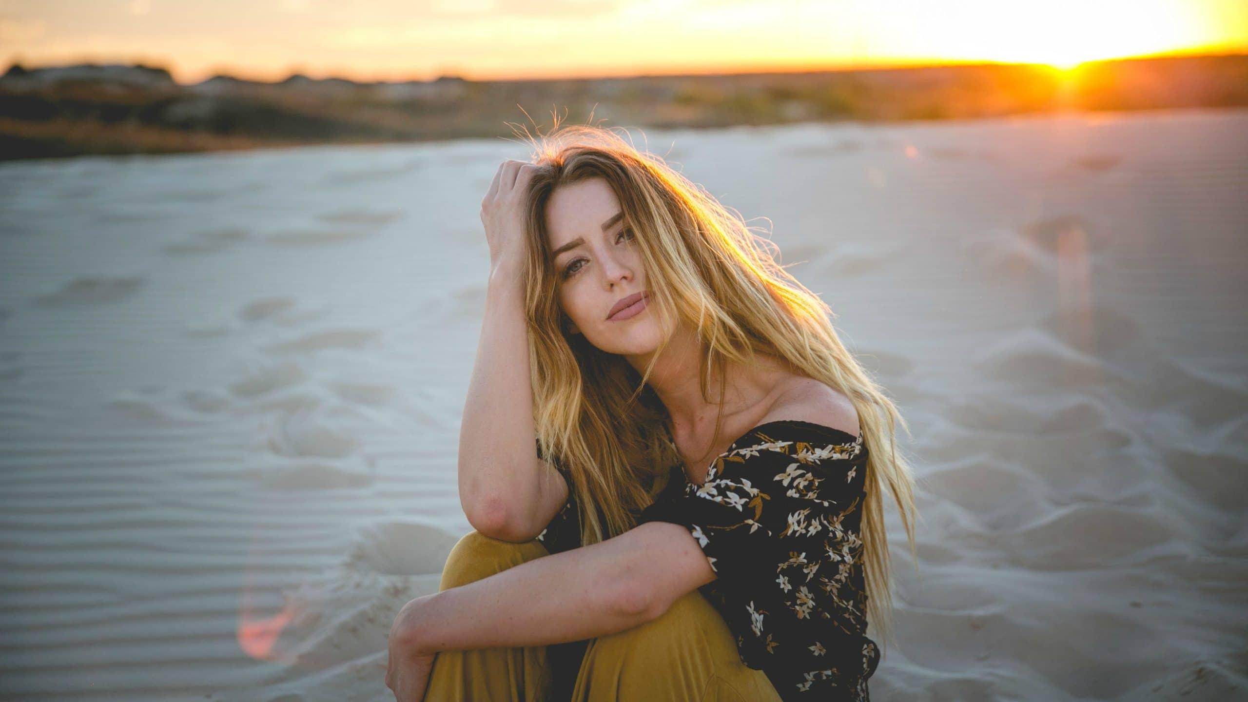 Kylie Rae Harris desert