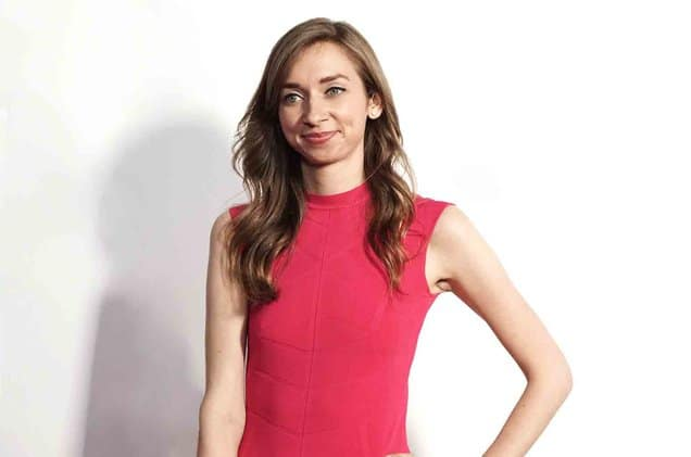 Lauren Lapkus American Actress, Voice actress, Comedian and Impressionist.