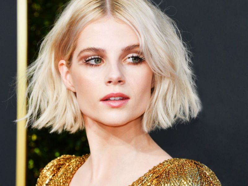 Lucy Boynton American, English, British Actress