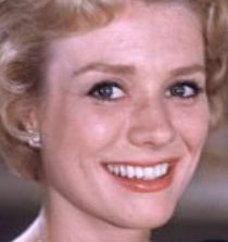 Inger Stevens Film Television and Stage Actress