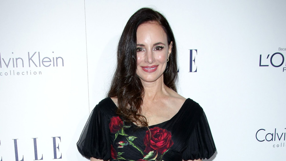 Madeleine Stowe American Actress