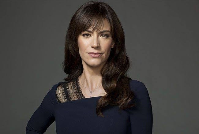 Maggie Siff American Actress