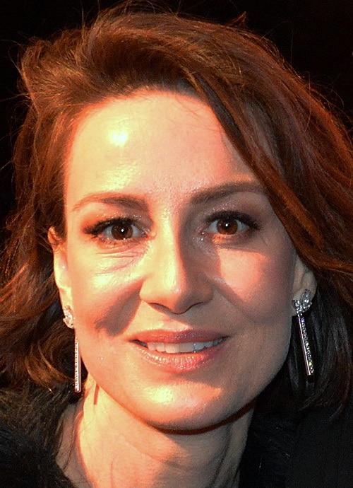Maja Ostaszewska Vegetarian Actress