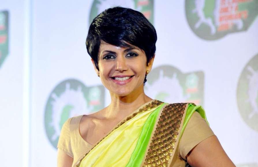 Mandira Bedi Indian Actress, Fashion designer, TV presenter