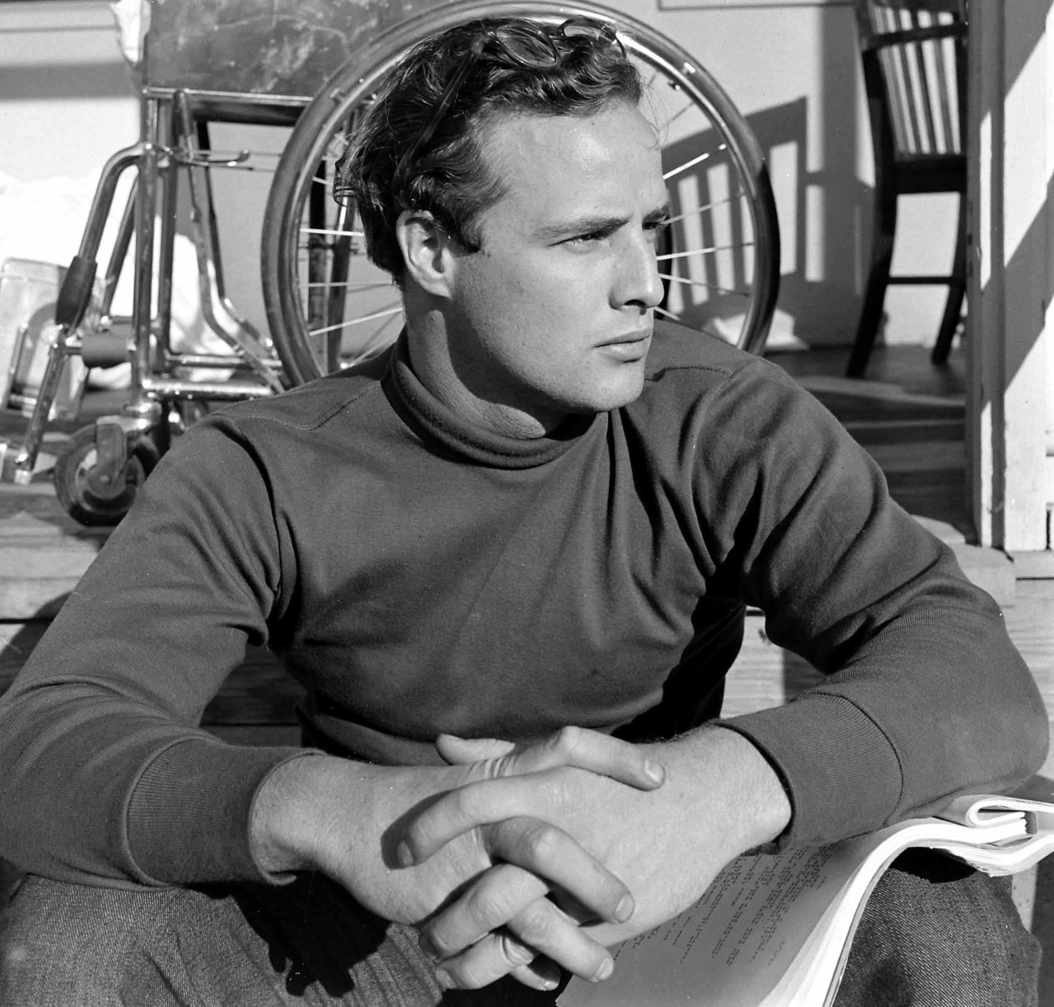 Marlon Brando American Actor, Director