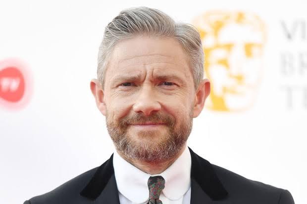 Martin Freeman British Actor, Comedian