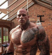 Martyn Ford Bodybuilder, Gym Owner, Actor
