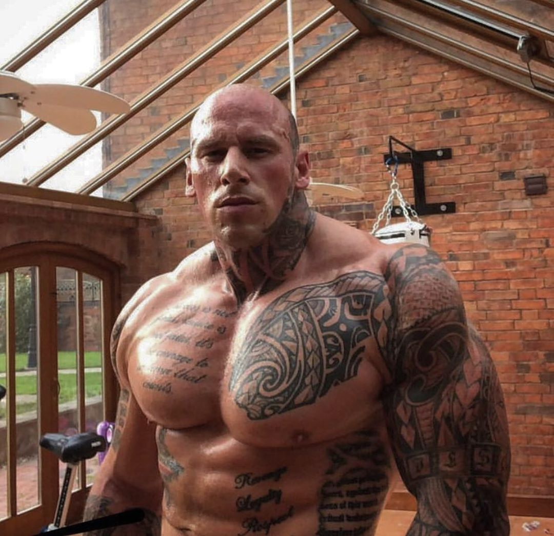 Martyn Ford British Bodybuilder, Gym Owner, Actor